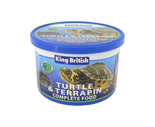 King British Turtle and Terrapin Food 20g