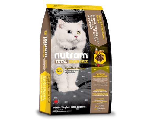 Nutram Total Grain-Free® Dry Food Trout and Salmon