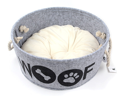Pet Products WOOF Pet Bed
