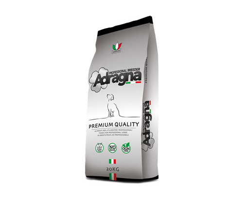Adragna Premium Daily Lamp dogs dry food 20 kg