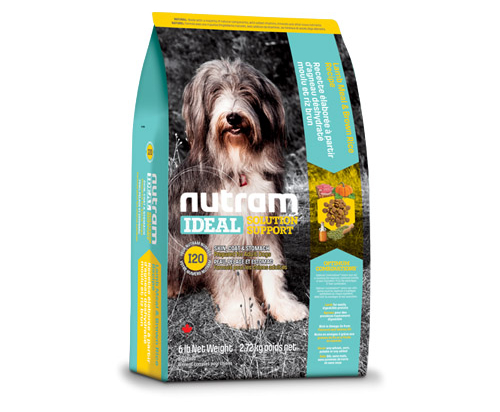 Nutram Ideal Solution Support® Skin, Coat and Stomach Lamb & Brown Rice