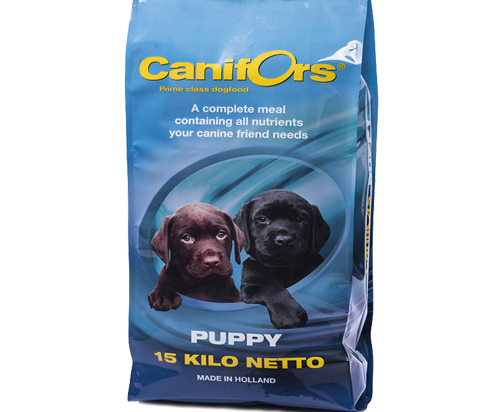 Canifors Prime class dogfood Puppy 15kg