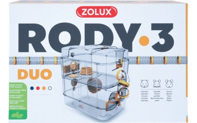 """Zolux Rody-3 """"Duo"""" Cage"""