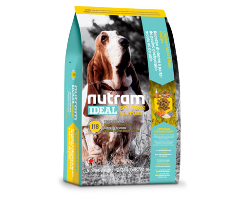 Nutram Ideal Solution Support® Weight Control Chicken & Peas