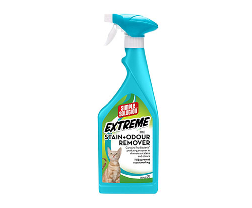 Simple Solution Extreme Stain and Odour Remover for Cats