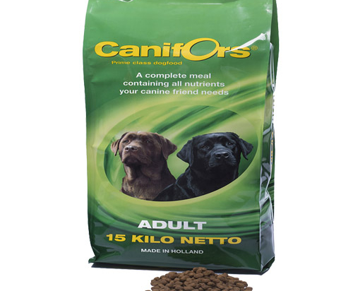 Canifors Prime class Adult dogfood 15kg
