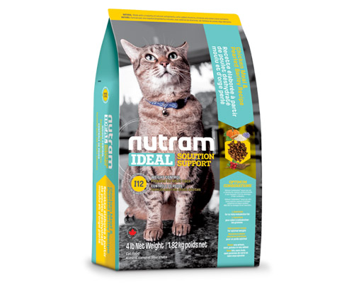 Nutram Ideal Solution Support®Weight Control Chicken & Pearled Barley