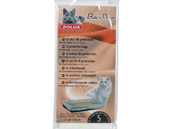 Zolux Bac'Prop Protective Bags