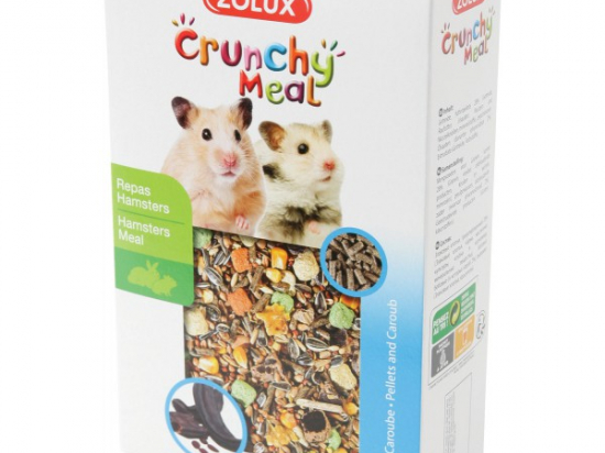 Zolux Crunchy Meal Hamster 600g
