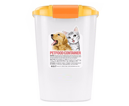 CATIDEA Pet Food Container 15Kg