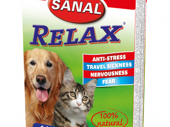 Sanal Relax Anti-Stress for Dogs & Cats
