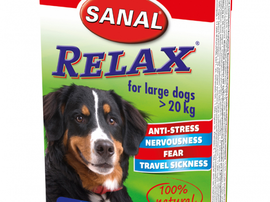 Sanal Relax Anti-Stress for Large Dogs
