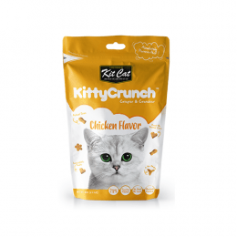 Kit Cat Kitty Crunch Chicken Flavor 60g