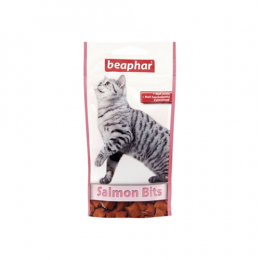 Beaphar Malt Bits salmon-flavoured hairball Paste Treats