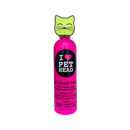 PET HEAD De Shed Me Fresh Watermelon Cat Rinse 354ml