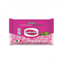 Inodorina Refresh 40 wipes