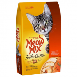 Miao Mix Dry Food tender ceters with salmon and chicken breasts 6.12 kg