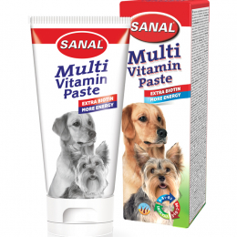 sanal Multivitamin paste for dogs 100g