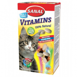 Sanal treat Vitamins box