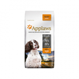 Applaws Chicken Small Medium Breed Adult 15kg