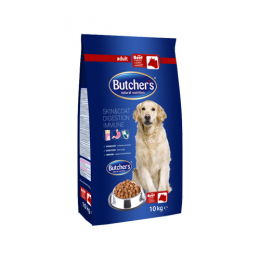 Butcher's Plus With Beef Dry Food 10kg