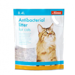 filous antibacterial litter for cats