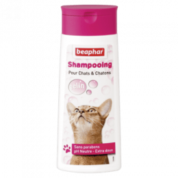 Beaphar Bubbles Shampoo for Cats 250ml