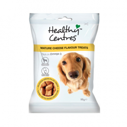 Healthy Centres - Mature Cheese Dog Treats 80g