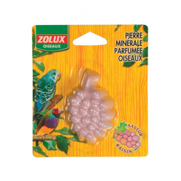 ZOLUX Mineral Stone Grape Flavoured