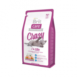"Brit Care ""Lucky"" Hypoallergenic Chicken & Rice for Kittens"