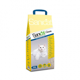 Sanicat Cat Litter Classic -20L