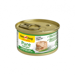 GimDog Little Darling Pure Delight chicken with lamb 12x85 g