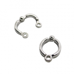Alloy Parrot Foot Ring