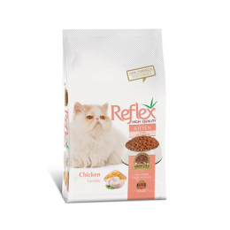 Reflex Kitten Chicken Dry Food 15kg