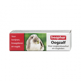 Beaphar Eye Ointment for Rabbits, Rodents and Birds