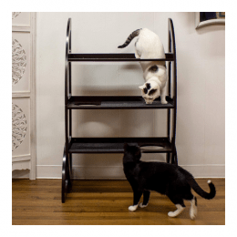 Penn Plax Cat Walk Contemporary 2-in-1 Jungle Gym