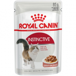Royal Canin Instinctive (in gravy) 12x85g