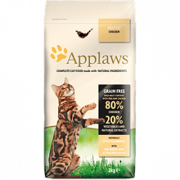Applaws Dry Cat Food Adult Chicken