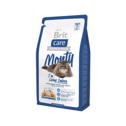 "Brit Care ""Monty"" Hypoallergenic Chicken & Rice Formula for Adult Cats living Indoor"