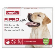 Beaphar FIPROtec® Spot on Solution for Large Dogs