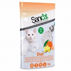 Sanicat Cat Litter DUO Ultra Clumping 10L