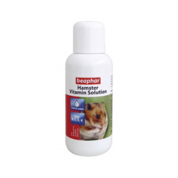 Beaphar Hamster Vitamin Solution 75ml