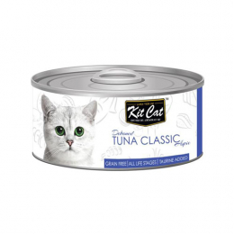 Kit Cat Tuna Classic Aspic 24x80g