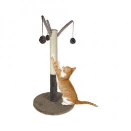 Zolux Joker Cat Scratcher Grey