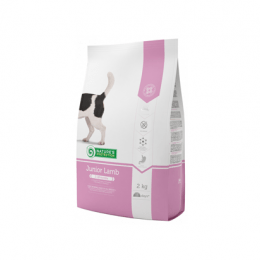 Nature's Protection Dog Junior Lamb Dry Food