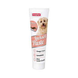 Beaphar Salmon Oil Paste For Dogs 100 g