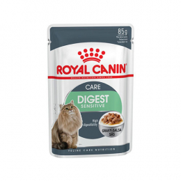 Royal Canin Digest Sensitive Care (Gravy) 12x85g