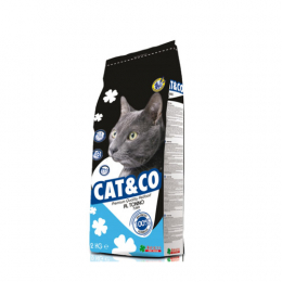 Cat&co Fish & Avec Poisson Dry Food 20kg