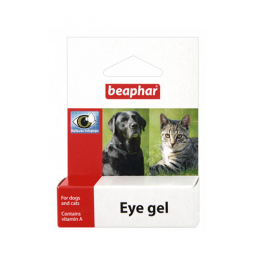 Beaphar Eye Gel for Cats & Dogs 5ml