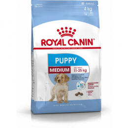 Royal Canin Medium Puppy Dog Dry Food